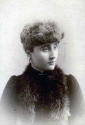 Agnes McNair Hull, ca. 1890, Jordan, Minnesota Historical Society, por 25613 r1