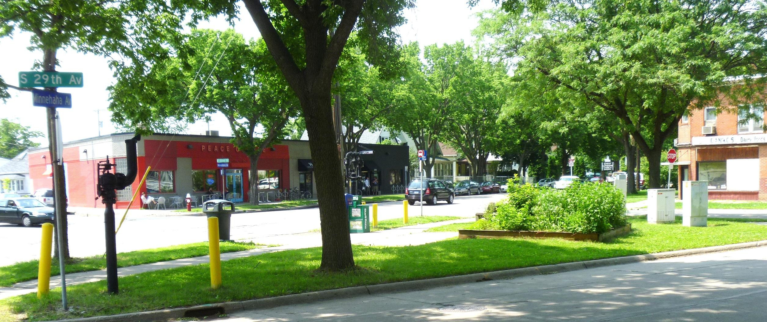 Bryn Mawr Minneapolis Park History