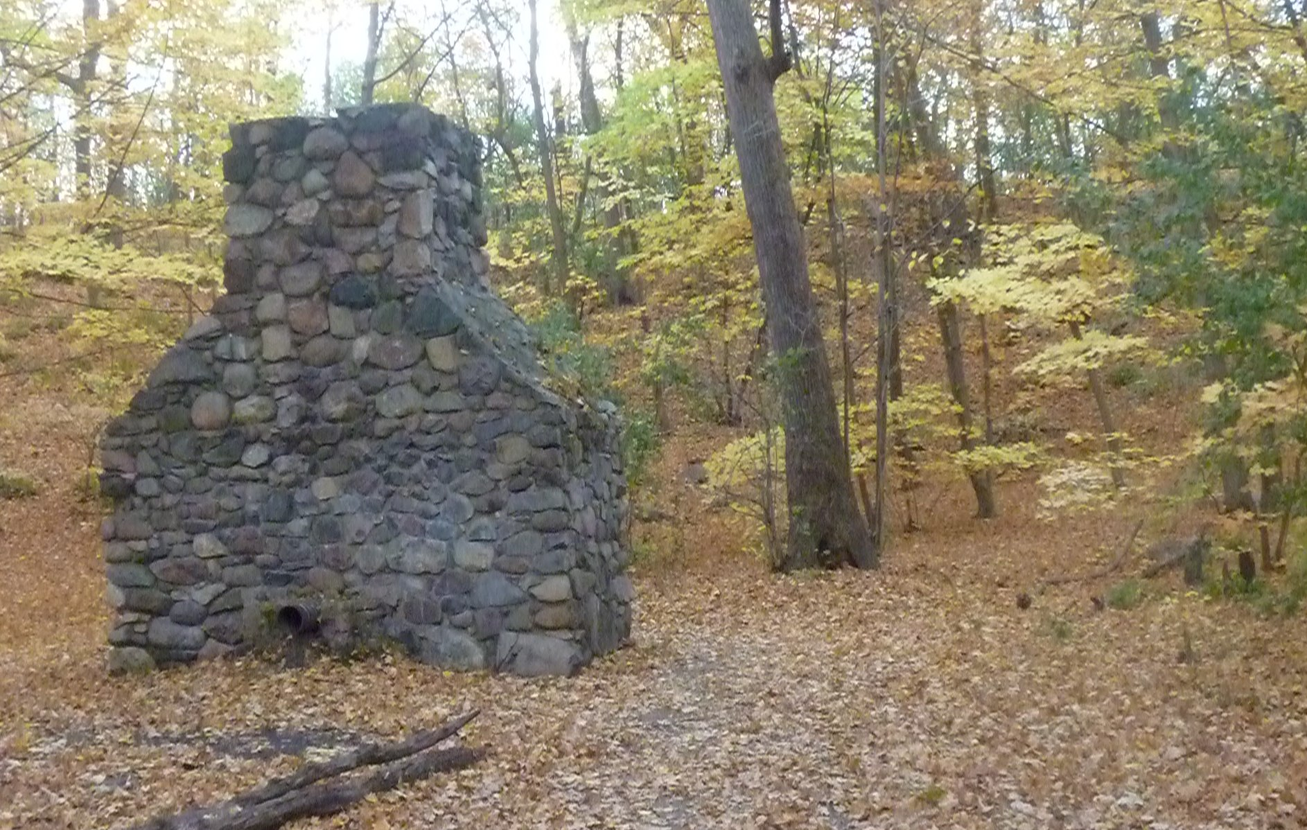 Minnehaha Park: The Incinerator and the Fireplace | Minneapolis ...