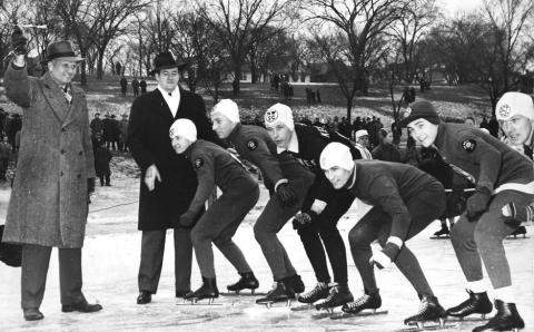Powderhorn  U.S.Olympic Team 1947-2-16