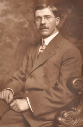 Francis Gross, 1919 (Lee Brothers, Minnesota Historical Society)