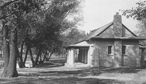 Van Cleve Park Recreation Shelter