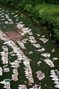 Lake Harriet could have been more like Lake Minnetonka