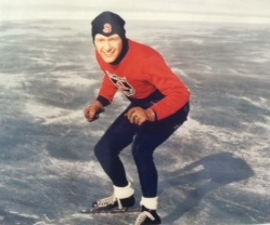 Who is this Bearcat skater?