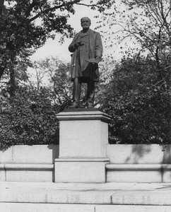 Pillsbury statue