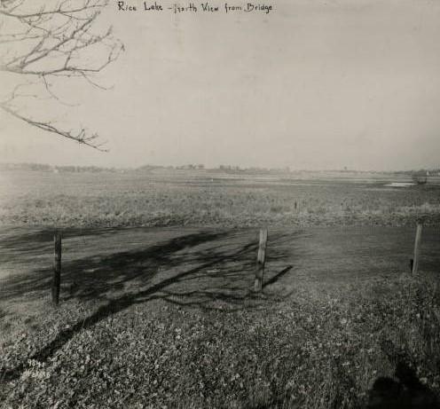 1915 Lake Hiawatha looking north