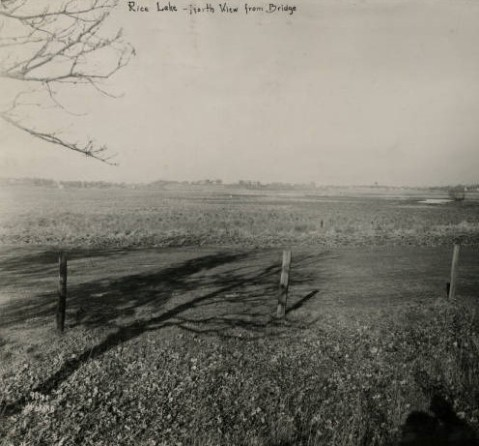 1915 Lake Hiawatha looking north